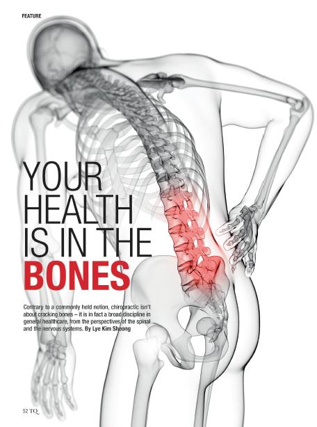Your Health Is In The Bones